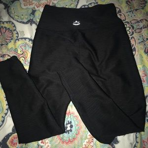 Beyond Yoga black leggings